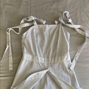 One piece short/skirt romper